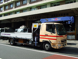 4tユニック車